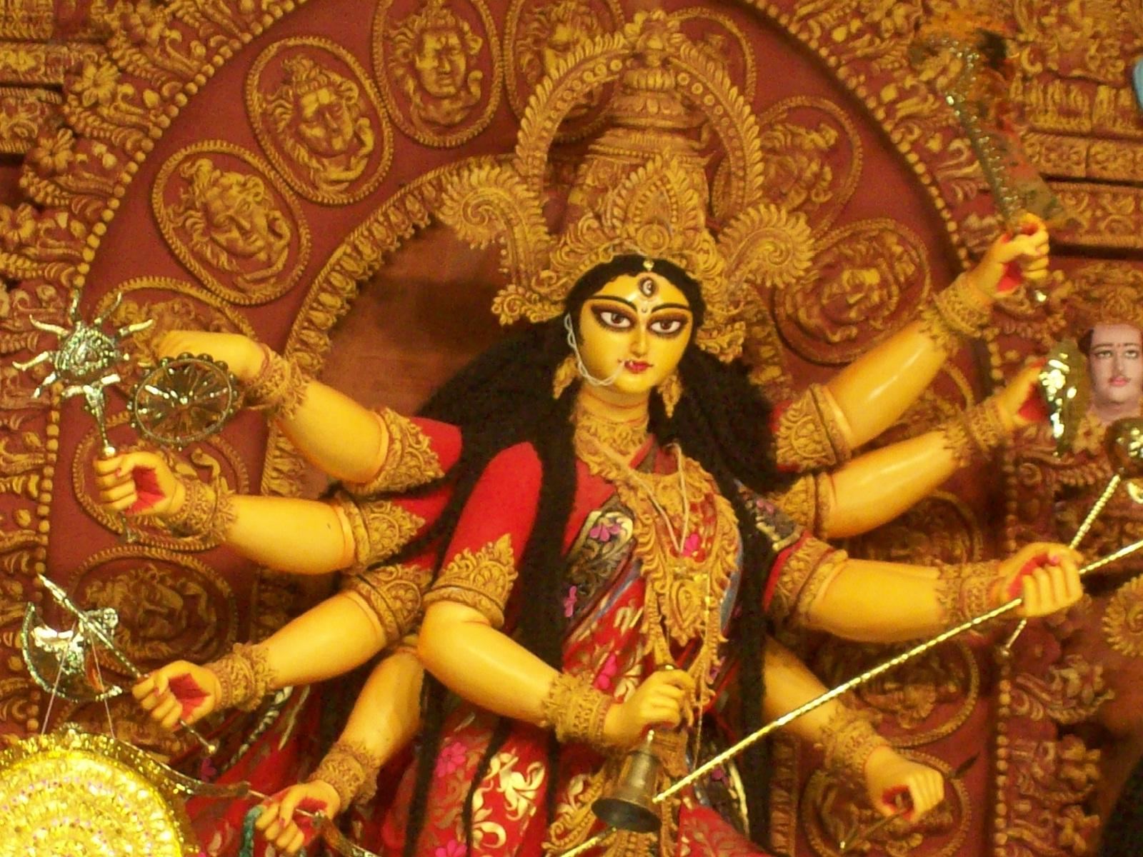 Best Image Of Maa Durga Hd