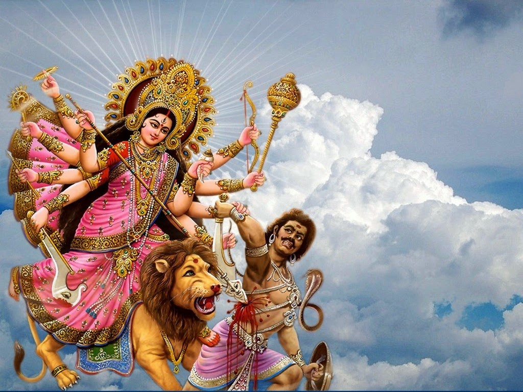 Download Maa Durga Wallpapers