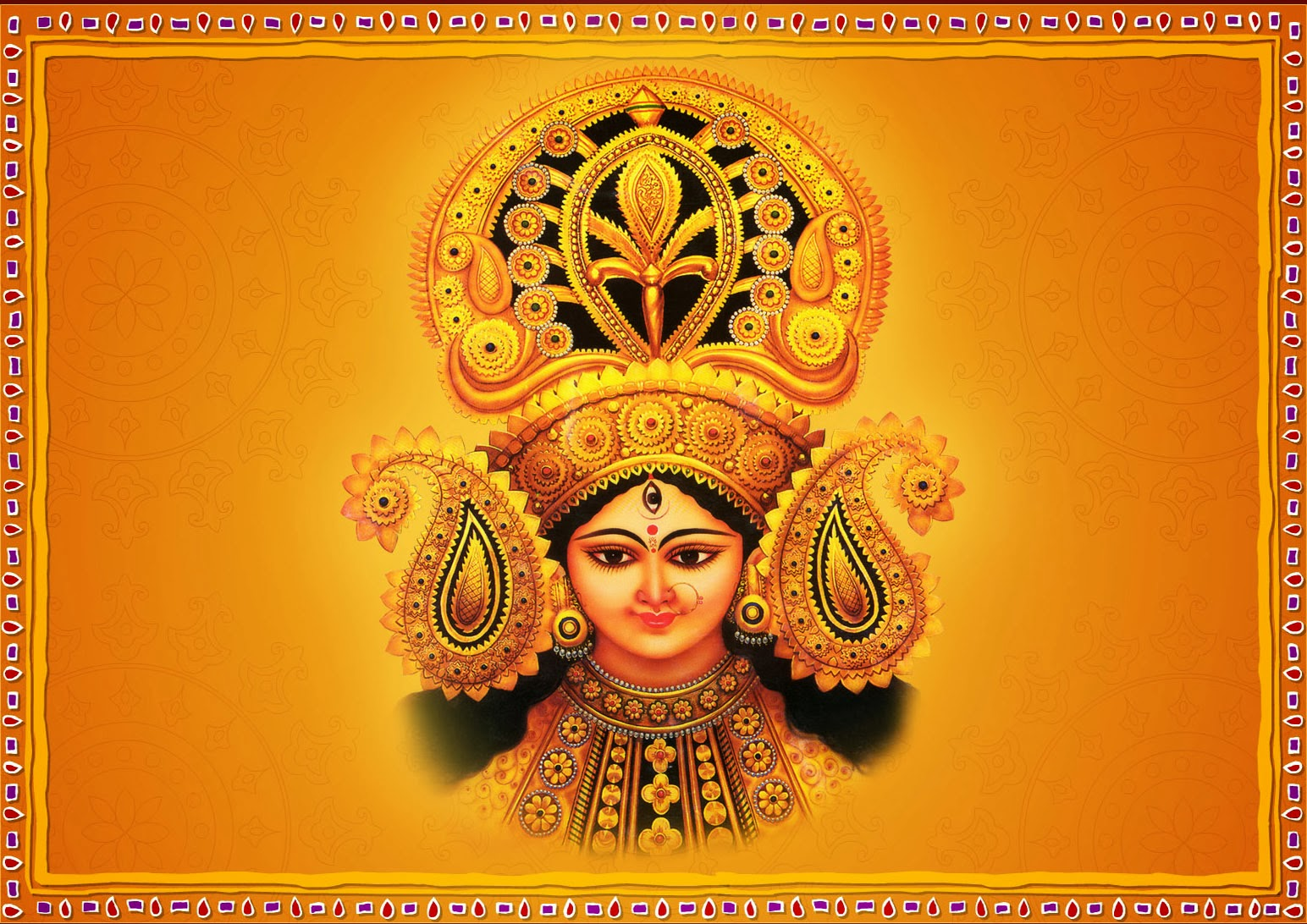 Free Download Maa Durga Wallpaper For Laptop Sharing Is Caring Facebook Twitter Google Pinterest