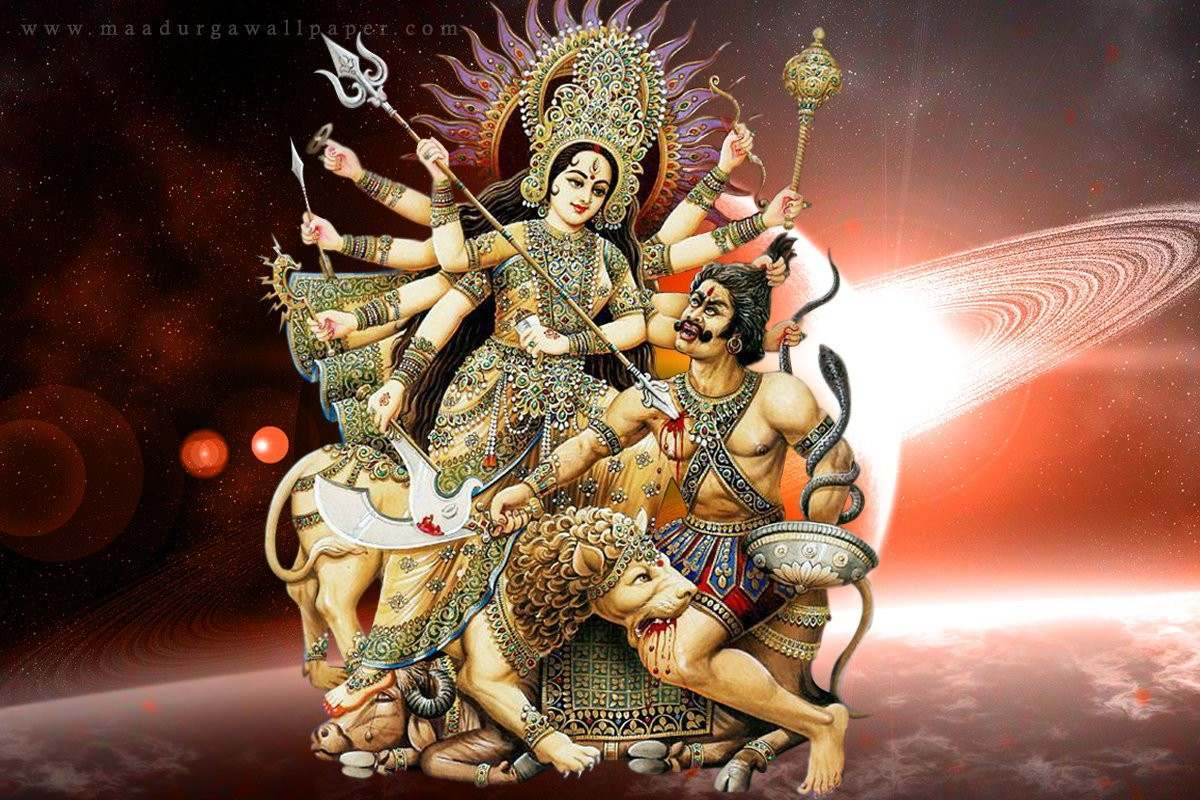 Full Hd Maa Durga Images Photos Pictures