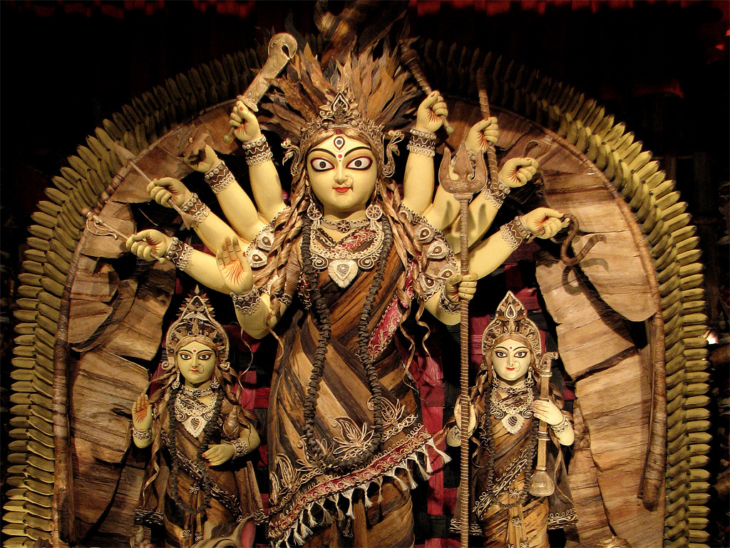 Goddess Durga Maa Wallpapers Images Ambe Happy Navratri