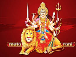 Maa Durga Hd Wallpaper 1080p 3d