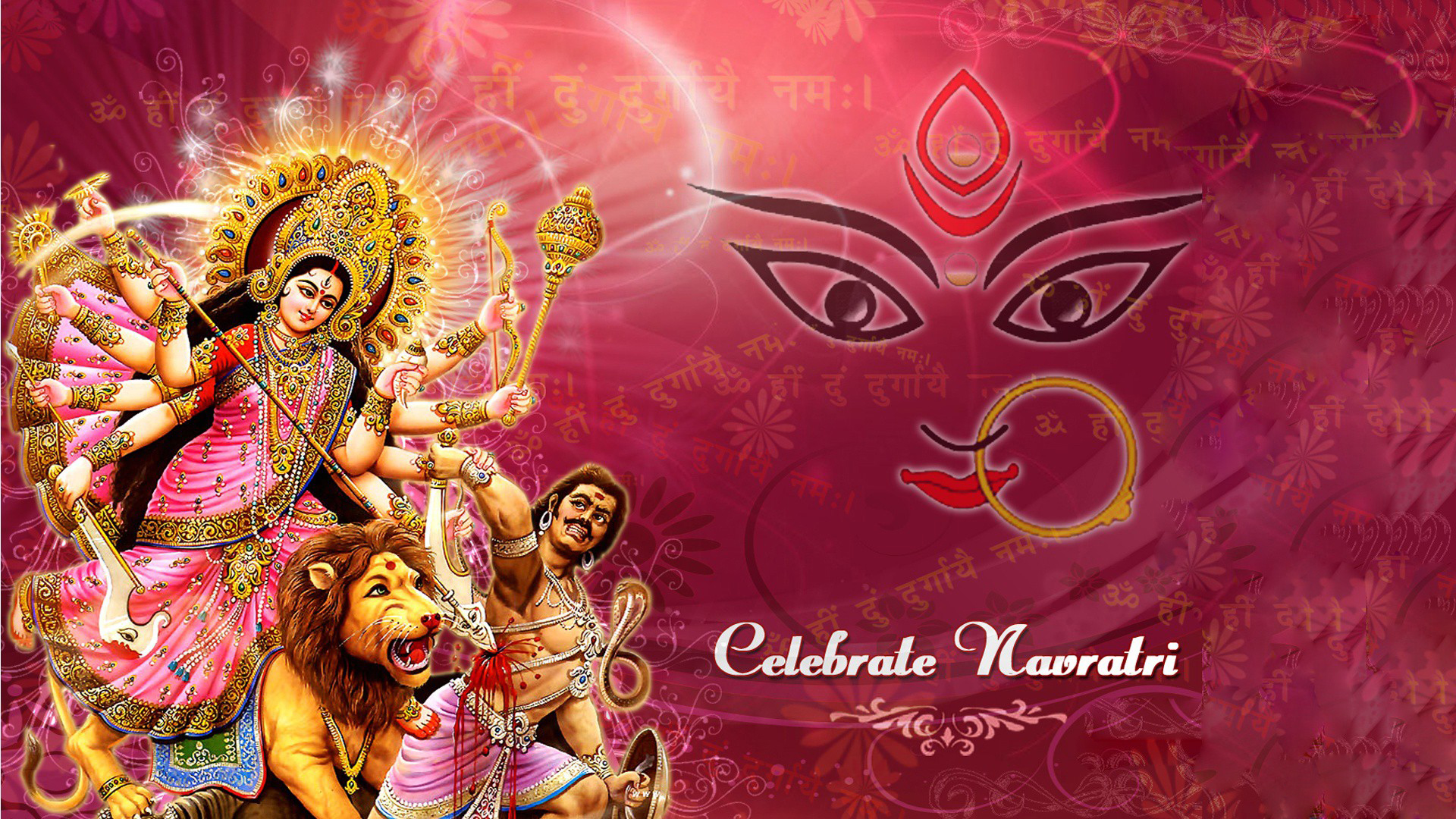 maa durga ji photos hd