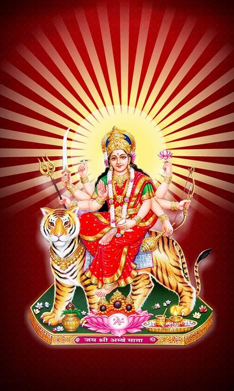 Maa Durga Wallpaper Download For Mobile