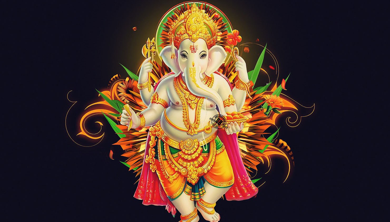 Beautiful Pictures Of Lord Ganesha Free Download